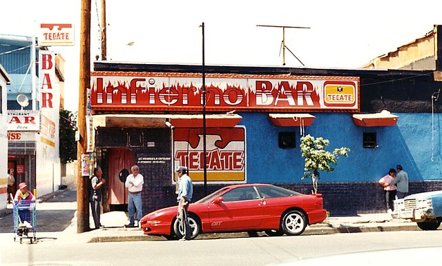 Infierno Bar, red light district, Tijuana, Mexico | Yes ...