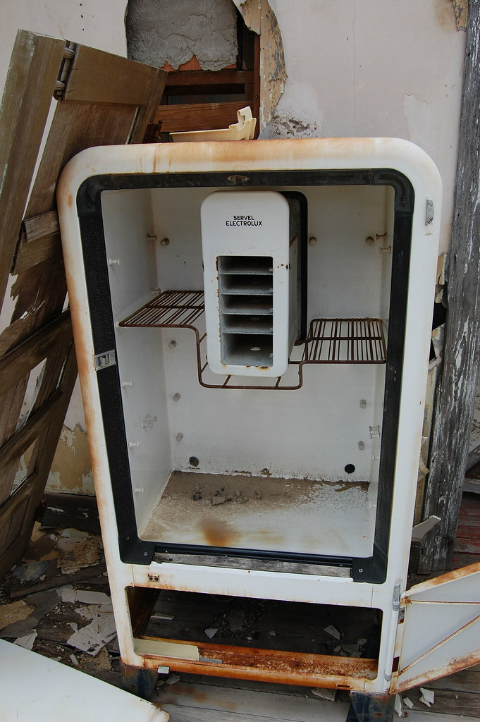 Servel Gas Refrigerator Gas Refrigerator Air Refrigerator