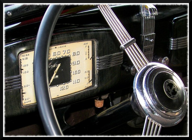 1936 Buick Century Dash Flickr Photo Sharing
