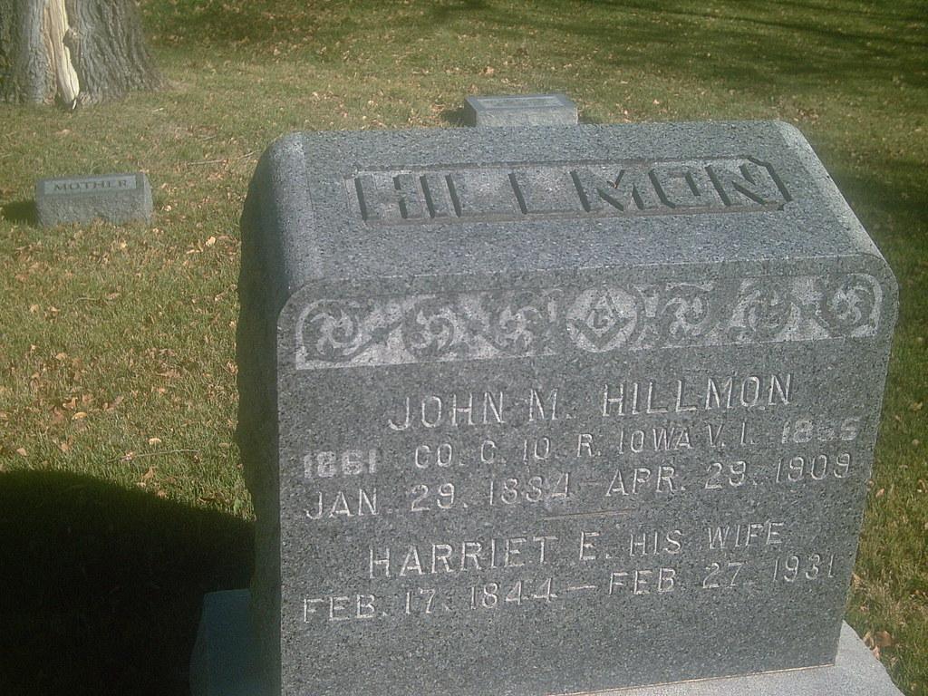 John M. Hillmon