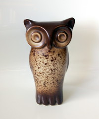 Howard Pierce Owl Figurine