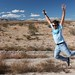 Mojave Desert Jump by J-a-x