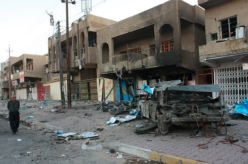 A series of coordinated bomb attacks took place in occupied-Iraq in the immediate aftermath of the U.S. midterm elections. Despite the removal from the headlines in the corporate media over 50,000 U.S. troops remain and over 100,000 private mercenaries. by Pan-African News Wire File Photos