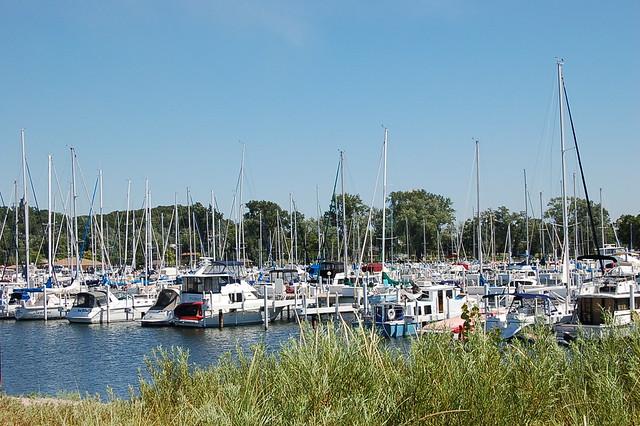 Michigan city indiana marina flickr photo sharing for Olive garden michigan city indiana