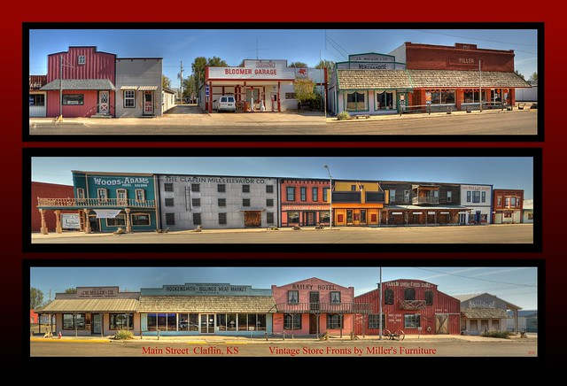 Main Street-Claflin KS