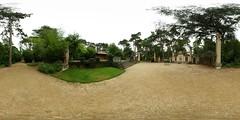 The esplanade of Dinh