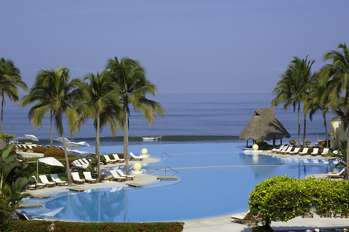 Grand Velas Riveria Nayarit Pool & Ocean View | by Grand Velas Riviera Nayarit