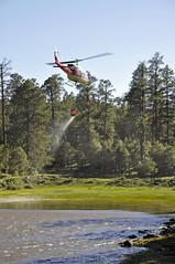 Schultz Fire Air Support - Bell 212