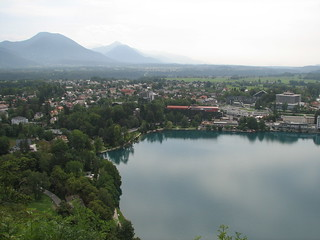 Bled (from castle)