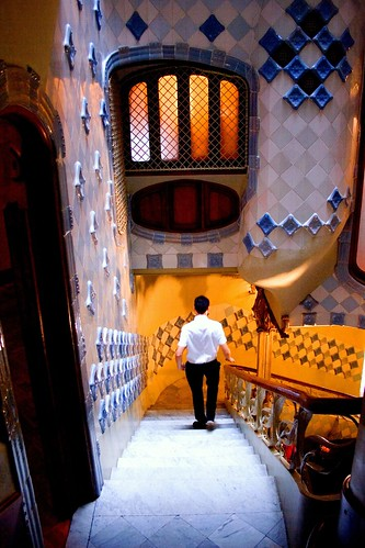 Inside Casa Batilló in Barcelona - About Spain Travel