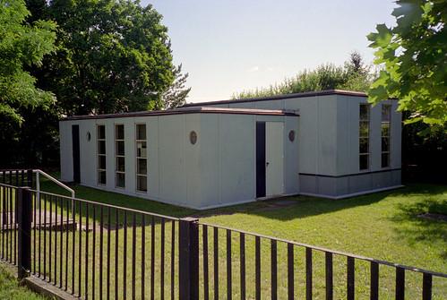 steel house dessau