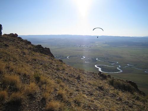 utah paragliding randolph