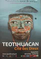 2009.10 PARIS - Musée quai Branly - Expo Teotihuacan