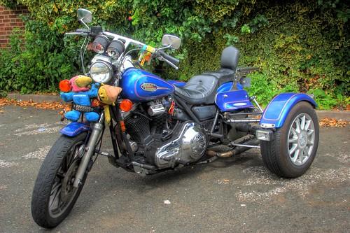 Harley Davidson Trike - HDR