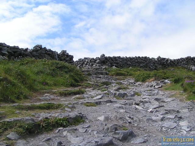 Road of rocks, Aran Island