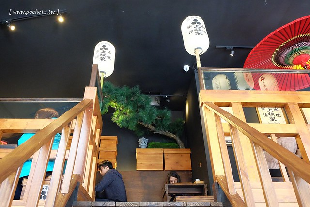23621354884 721c3fd8f2 z - 【台中西區】三星園抹茶.宇治商船。來自日本的三星丸號,漂亮的船艦外觀,濃濃的京都風情,有季節限定草莓抹茶系列(已歇業