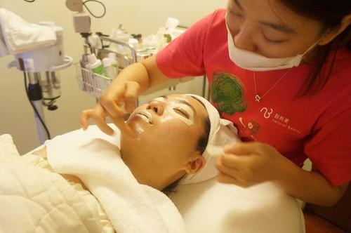 【轉貼】【 試保養 】Natural Beauty 自然美大墩店 細緻毛孔護理體驗 (39)