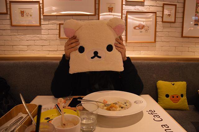 拉拉熊主題餐廳32