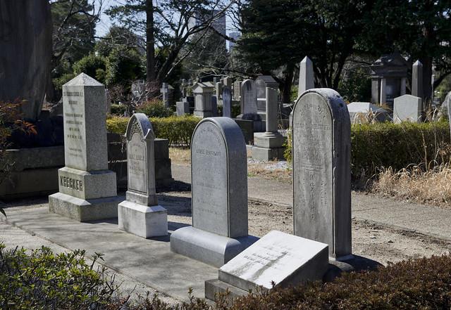 青山霊園 Aoyama Cemetery