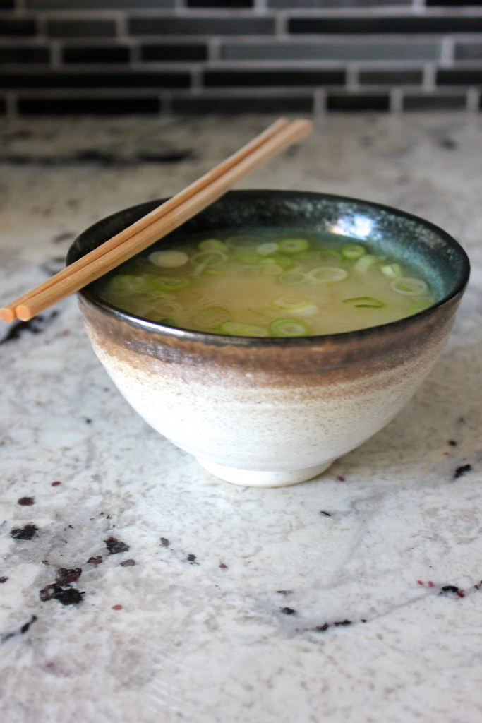 Warming Miso Soup