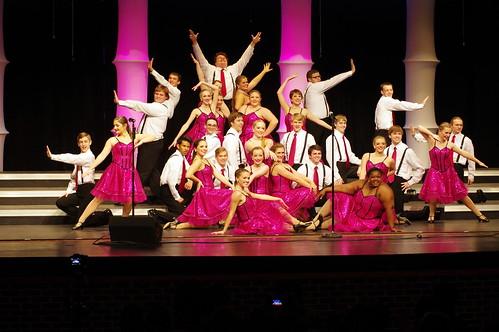 Show Choir at RHS