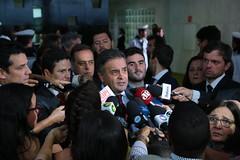 02 02 2016 - Entrevista Aécio Neves