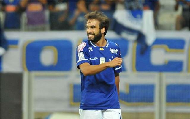 Gabriel Xavier quer evolu��o no Cruzeiro em 2016 e diz sonhar com Olimp�adas