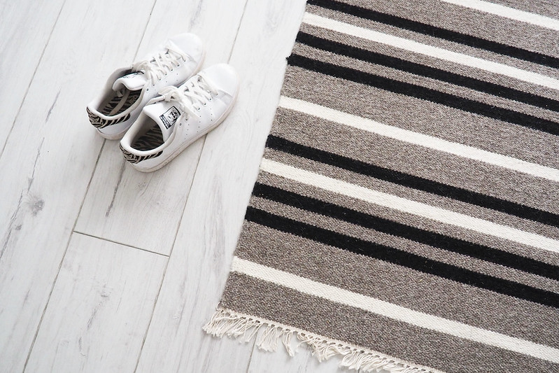homesense striped rug