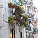 Una calle en Bari