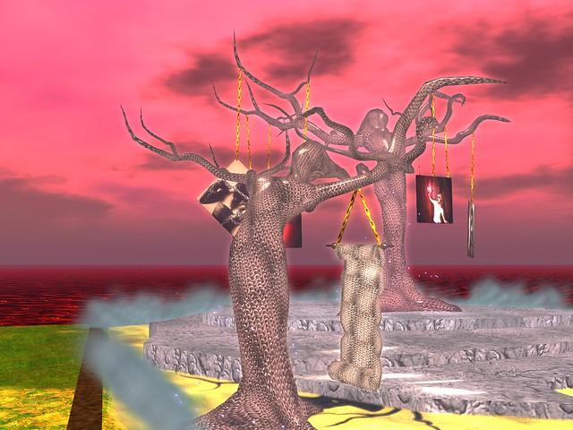 One Billion Rising - Woman As Tree of Life