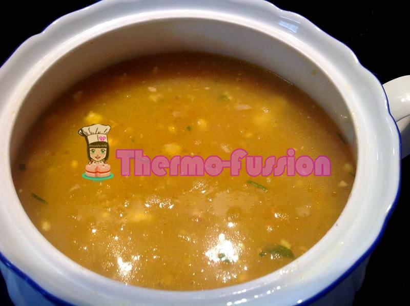Sopa De Pollo Casera Fussioncook