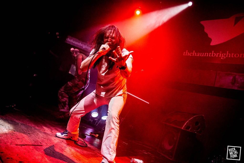 Andrew WK // Shots by Will Barnes