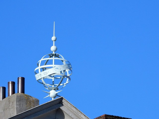 armillairsfeer, De Vijf Helmen, Korenlei, Gent