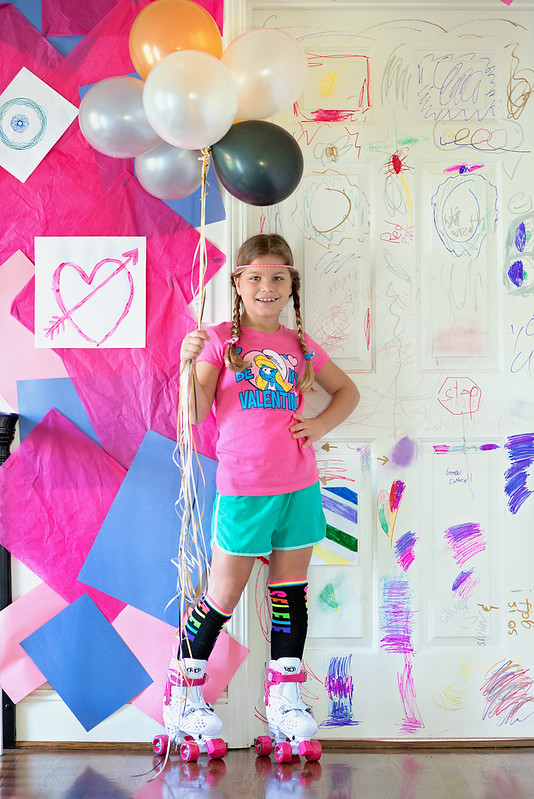 emma skates with balloons web