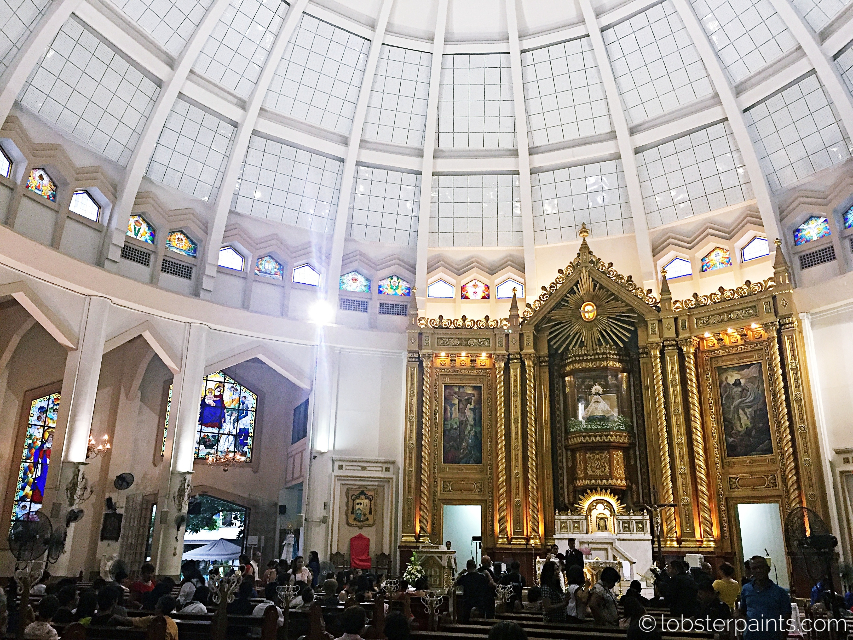 14 October 2015: Our Lady of Peace and Good Voyage | Antipolo, Philippines