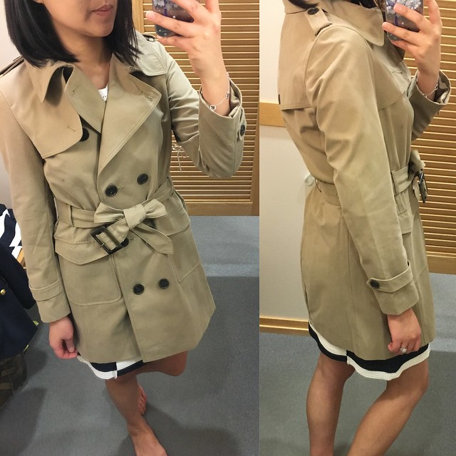 LOFT Essential Trench, size 00P