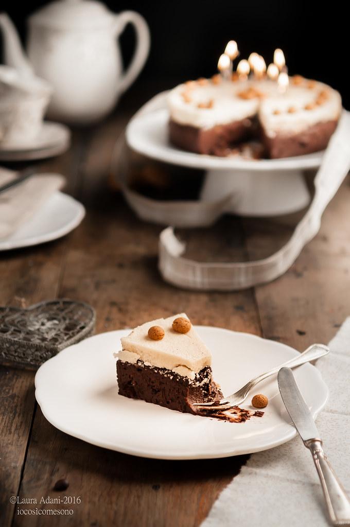 torta gelato della mamma
