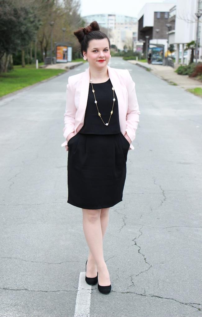 La parfaite petite robe noire pour la Saint-Valentin ♥