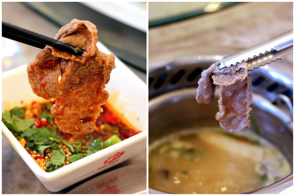 Fu Lin Men Dou Lao: Beef