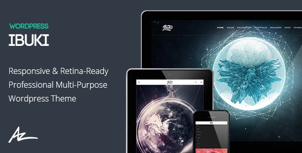Ibuki v3.3.7 – Creative Multi-Purpose & Shop Theme