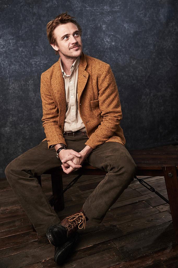 Бойд Холбрук — Фотосессия для «The Free World» на «Sundance» 2016 – 6
