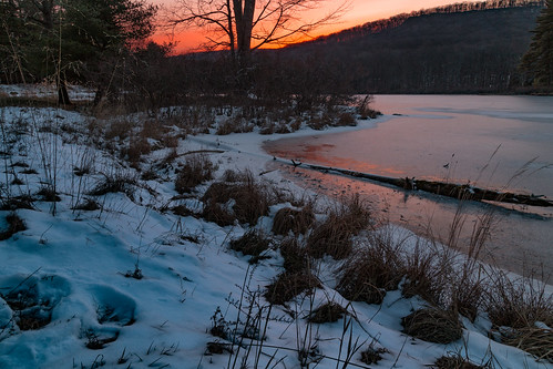 city winter sunset newyork nature landscape us unitedstates hiking harriman 2016 harrimanstatepark harrimanpark