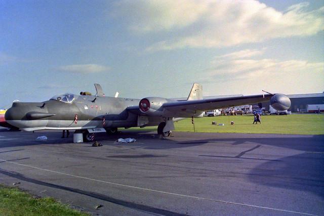 WJ981/EN Canberra T.17