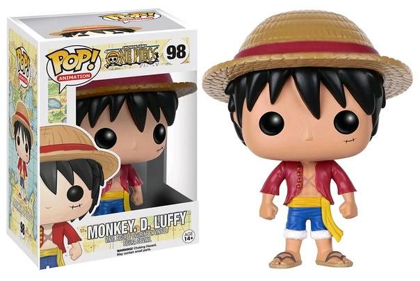 FUNKO POP! ANIMATION 系列【海賊王】One Piece 我要成為海賊王!!