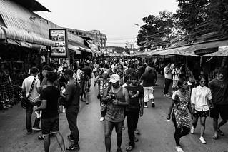 Image of Chatuchak Market near Charoen Pokphand Foods (CPF) Plc. Co. Ltd.. market bangkok