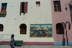 Buenos Aires - Caminito art