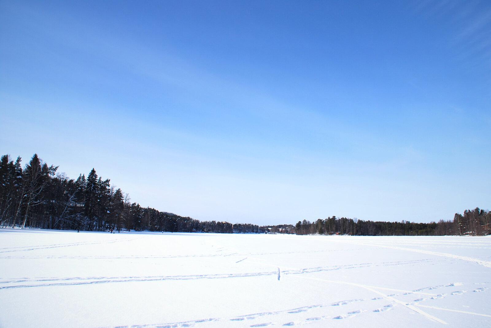 4 snapshots järvi