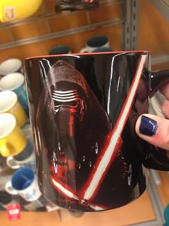 Merch: Kylo Ren Mug