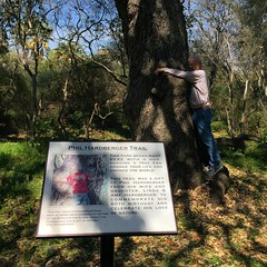 Former Mayor Phil Hardberger - #LiveOak #treehugger #sanantonio