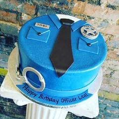 Police Cake #1